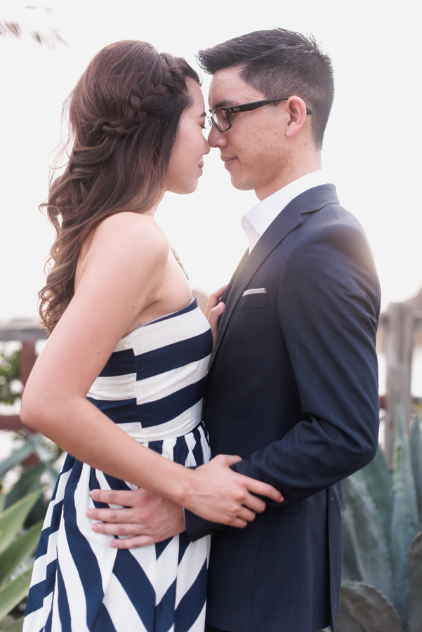 Laguna Beach Outdoor Engagement Photography Session